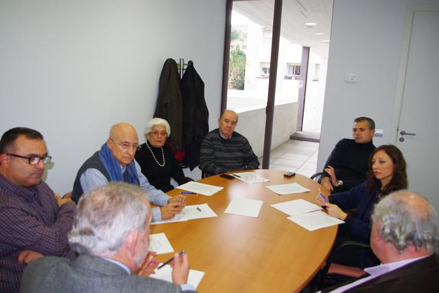 Reunión Amalajer con el PP